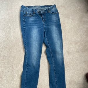 Blue notes jeans
